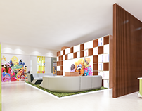 SISIMPUR WORKSHOP | OFFICE INTERIOR