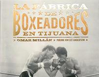 Fábrica de boxeadores en Tijuana