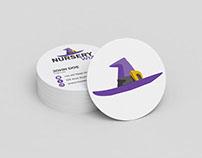 Logo & Business Card Design for a Daycare Center