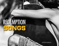 SOUNDS OF THE UNDERGROUND Editorial Design & Production