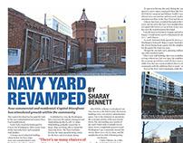 DC Navy Yard Revamped
