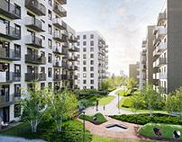 Residential Housing Vilnius Lithuania 2018