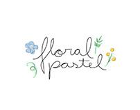 Floral Pastel - Estamparia