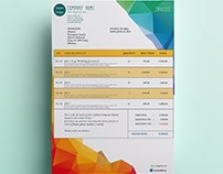 Invoice Templates Design