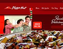 Pizza Hut / Web