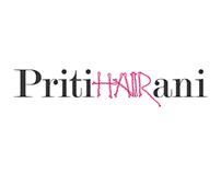 Priti Hairani - Branding