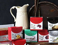 Mooz Formaggio ;Complete Branding & Packaging
