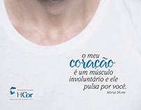 """Campanha """"Dia Mundial do Coração"""" HCor"""