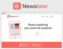 Newslater App