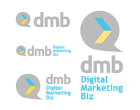 Digital Marketing Biz - Visual Brand Identity