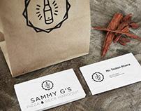SAMMT G'S. Branding.