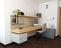 Mobiliario para habitación - Como Interior Design