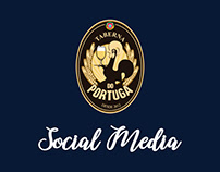 Taberna do Portuga - Social Media