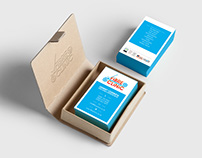 Fibre Clinic business cards