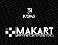 Makart | Master de karting sobre tierra