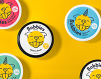 Bobbies. Make them smile.