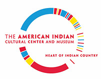 Brand Identity for the American Indian Center