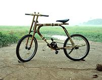 DIY bike for children (BAMBOO)