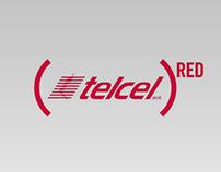 Web Telcel RED