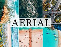 Free Aerial Mobile & Desktop Lightroom Presets