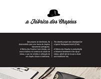 Rebrand Fábrica dos Chapéus