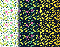 Floral Pattern 3 Version