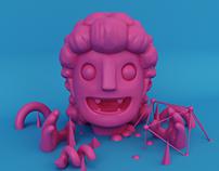Bubblegum Vampire