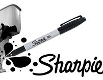 Animated Banner / Sharpie Website