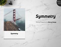 Symmetry Minimal Magazine
