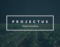 Projectus, Identidad Visual