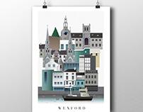 Wexford Quay Print