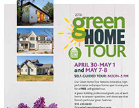 2016 Green Home Tour magazine