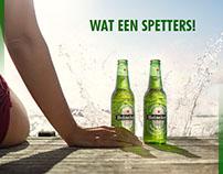 Heineken Campaign