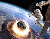 Asteroids! Science et vie hôrs serié cover art