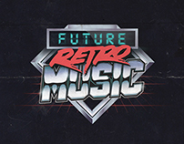 Future Retro Music (Logo)