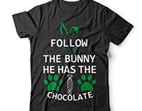 Easter niche t shirt design