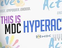 MDC Hyperactive AVP