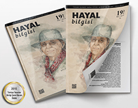 Magazine Design | Hayal Bilgisi