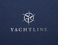 Айдентика YACHTLINE