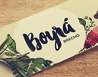 Boyrá Brechó | Logo