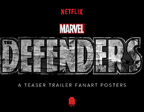 The Defenders - Posters (FanArt)