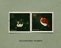 Collectors' Stamps Illustrated for WWF-India