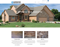 Harrington Home Inspections Website