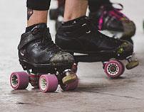 Retratos Roller Derby