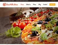 BanaHills Pizza - Restaurant Booking HTML Template