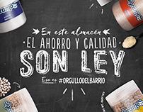 Afiches PV - Algramo
