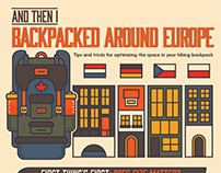 And Then I Backpacked Around The World