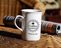 Free Coffee Mug Mockup PSD