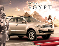 toyota | NOW IN EGYPT