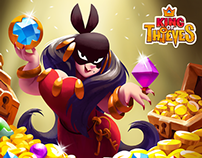King of Thieves _ Zeptolab 2015